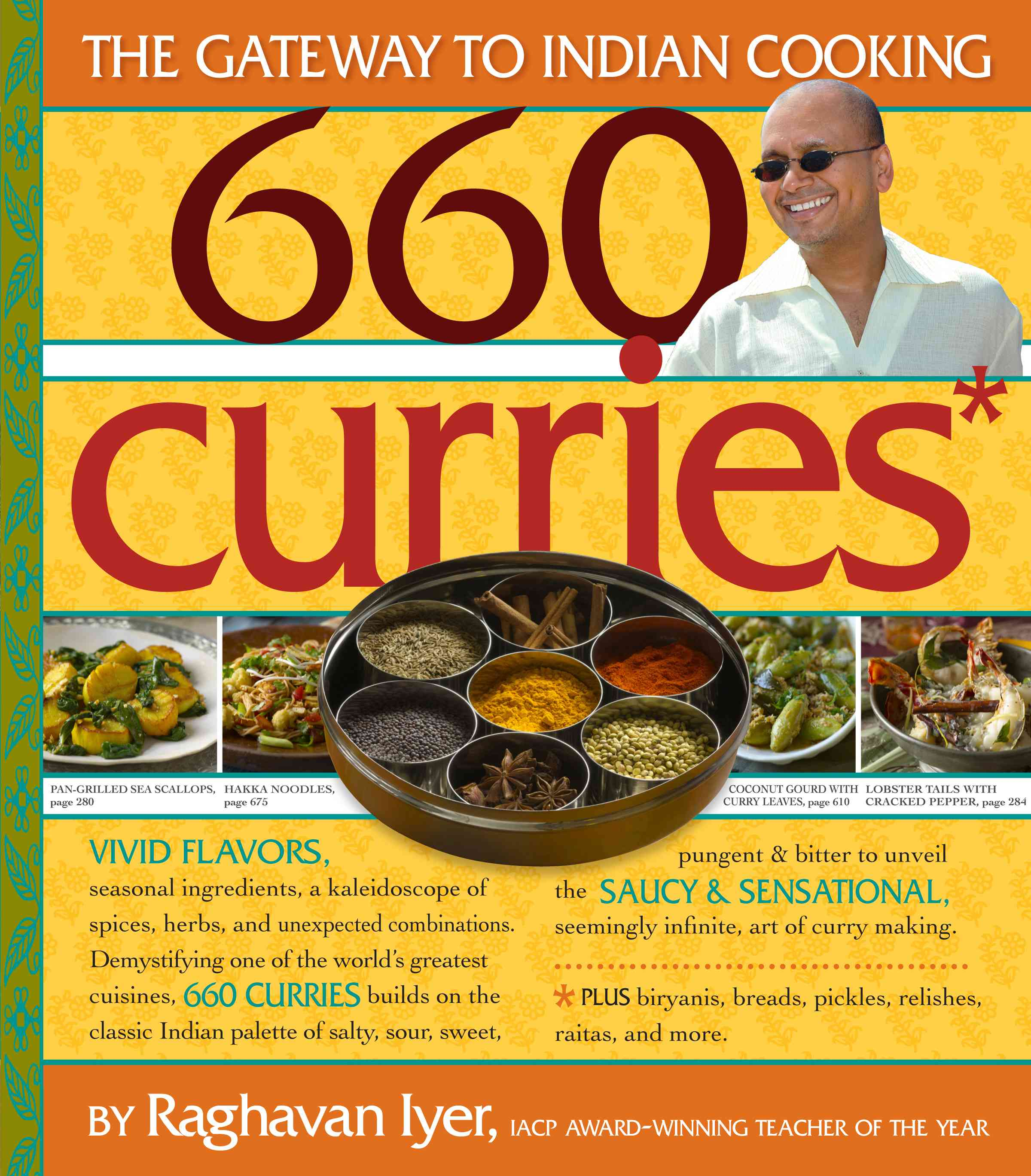660 Curries By Iyer, Raghavan/ Fink, Ben (PHT)